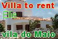 Villa to rent Ellie Maio